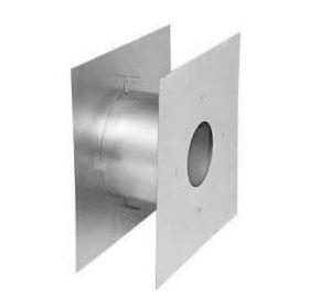 "Metal-Fab Corr/Guard 4"" D Single Wall - Wall Penetration - 4CGSWWPK"