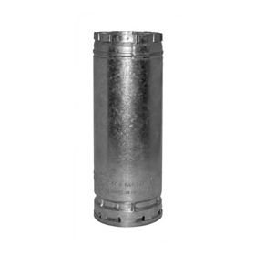 """Selkirk 10"""" Model R 12"""" Length B-Vent Round Pipe - 2003614 - 10R12-S"""