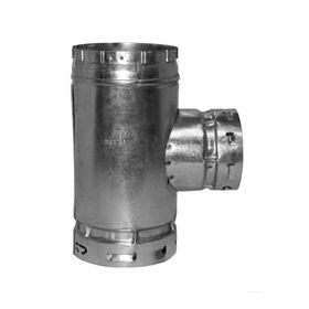 """Selkirk 10"""" Model R Standard Tee - 2003629 - 10RT-S"""