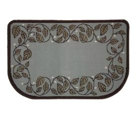 Napa Forge Textured Weave Berry Vine Hearth Rug - 19627