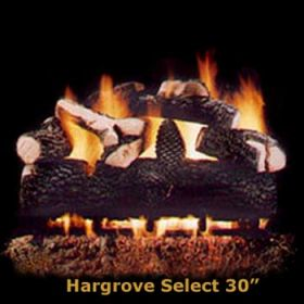 "Hargrove 30"" Hargrove Select Log Set - HSS30"