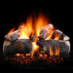"Hargrove 42"" Supreme Ponderosa Log Set - See Thru - Natural - SPS42ST"