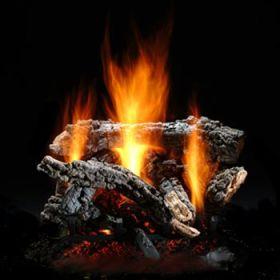 "Hargrove 30"" Canyon Wildfire Log Set - Shallow ST - NG - CWS30STS"