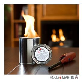Miscellaneous Holly Martin 24 Cans Of Fireglo Gel Fuel 37