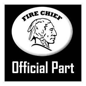 Part for Fire Chief - CAST KNOB SPIN DRAFT DOOR - FCSD