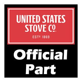US Stove Company 40292A Flue Collar