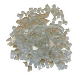 Amantii / Sierra Flame Decorative Fire Glass - Clear Color - AMSF-GLASS-01