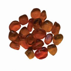 Amantii / Sierra Flame Decorative Fire Glass - Orange Color - AMSF-GLASS-10