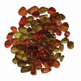 Amantii / Sierra Flame Decorative Fire Glass - Suntea Color - AMSF-GLASS-11