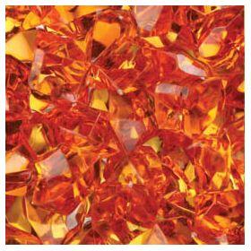 Amantii / Sierra Flame Decorative Fire Glass Media - Harvest Moon - HZ-12-EMBER