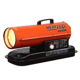 HeatFast Kerosene Forced Air 75K BTU Heater - HF75K