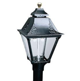 MHP Everglow GG2A Cast Aluminum Mount Gas Lamp Head Series - GG2A