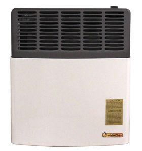 Ashley Direct Vent 11,000 BTU Heater Natural Gas - AGDV12N