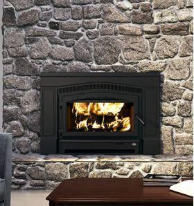 Osburn Matrix 2700 Wood Insert with Blower - OB02700