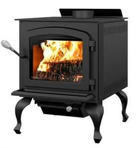 Drolet Legend III Wood Stove With Blower - DB03073