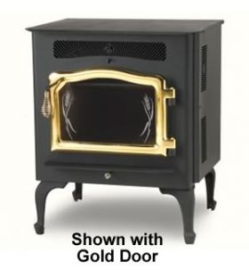 Country Flame Little Rascal Pellet Stove - LR-01
