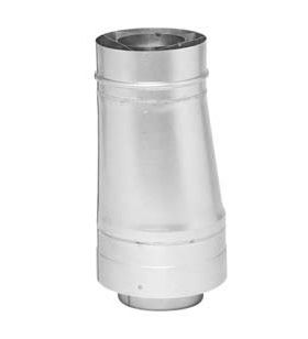 "Metal-Fab Corr/Guard 4"" Diameter To 3"" Diameter Eccentric Reducer -"