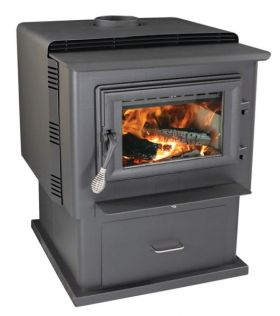 Breckwell Hearth Products SW4100 Wood Stove - SW4100