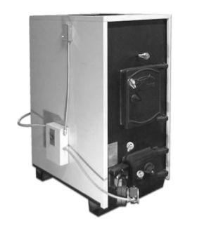 Energy King 480EK Indoor Wood/Coal Furnace - 160,000 BTU - EK480