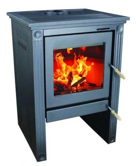 Bosca Wood Stove - Classic 450 Modern Legs - BCWC450