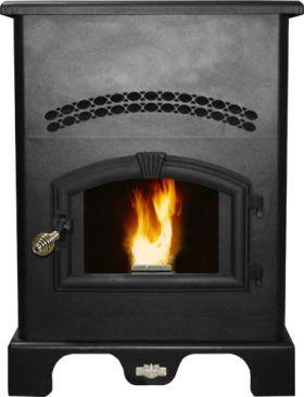 US Stove Company 5500M Pellet Heater w/Igniter Hopper Capacity 150lbs