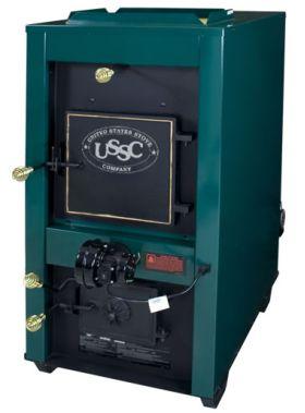 Discontinued Us Stove Company Clayton 1802g Wood Coal