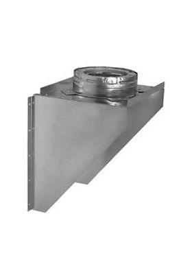 Metal-Fab Temp Guard Wall Support/ Adapter - 8TGWS