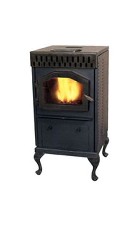 Magnum Baby Countryside Biomass, Corn, Wood Pellet Stove - BC-DC