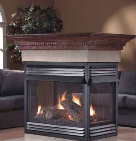 Fireplaces Gas Fireplaces Napoleon Gvf40n2 Multi