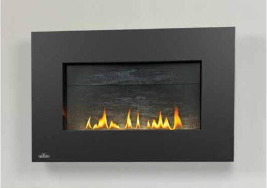 Fireplaces Gas Fireplaces Napoleon Whvf31 Plazmafire Wall