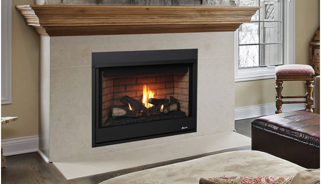 Superior Direct Vent Gas Fireplace Drt2000 Drt2040