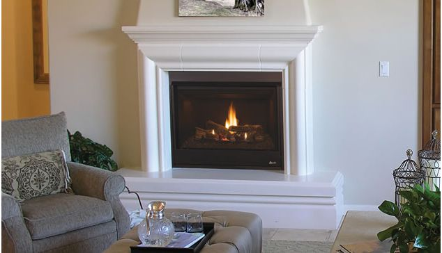 Superior Direct Vent Gas Fireplace DRT3000 - DRT3033 Best Service Best Prices Woodstovepro.com is the place to buy. Call or email for custom quote.